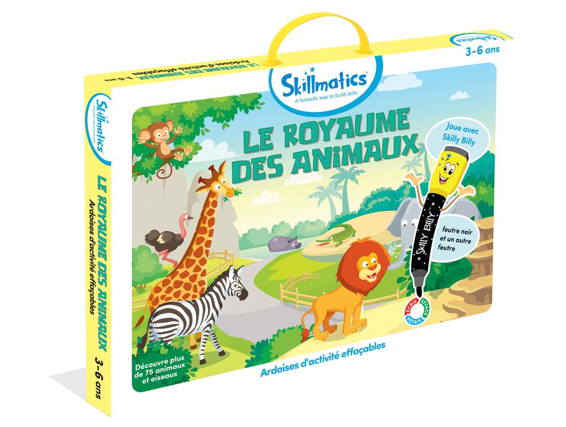 Retour à l'école avec Skillmatics : la toute nouvelle collection de Smart Toys & Games !