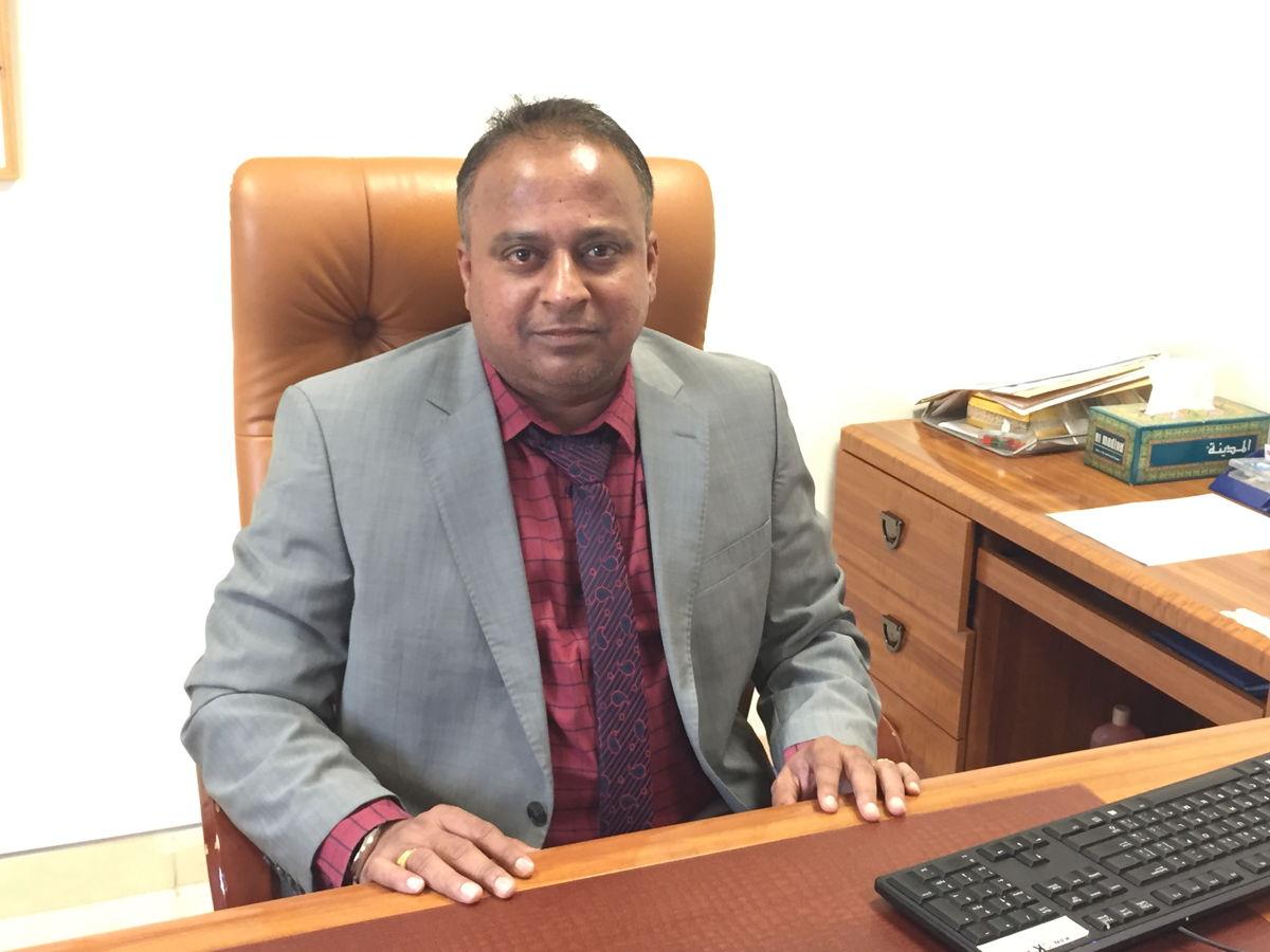 Kannan Sriraman