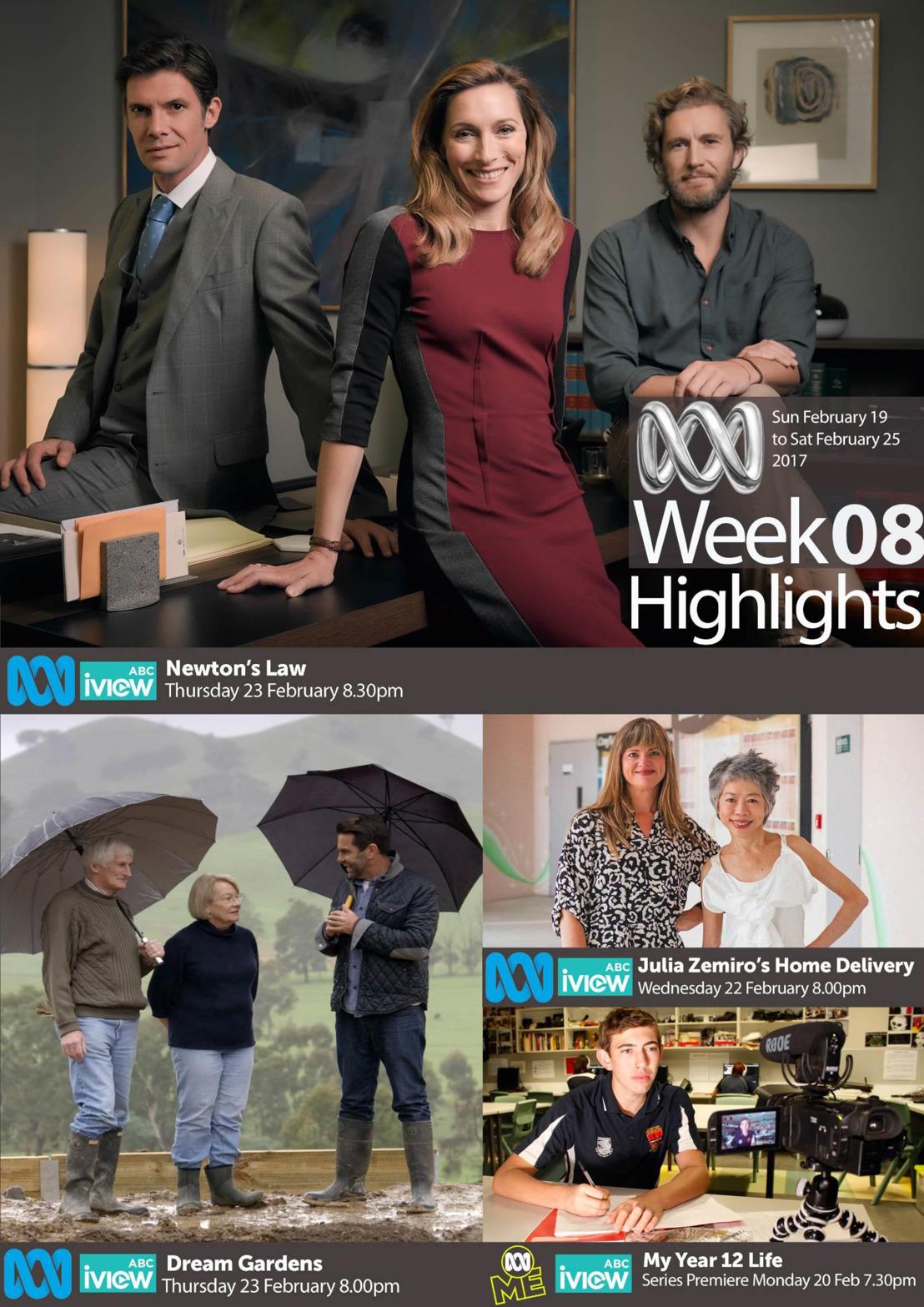 ABC Program Highlights - Week 8