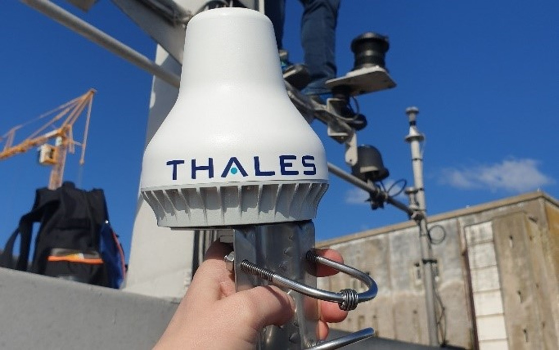 Thales Launches New Line of Satellite Communications Solution to Ensure Reliable Connectivity Worldwide on Iridium Certus®