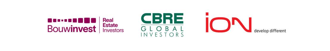 Bouwinvest, CBRE GIP et ION concluent un partenariat stratégique, dans le but d'investir 280 millions d'euros dans le marché locatif belge abordable