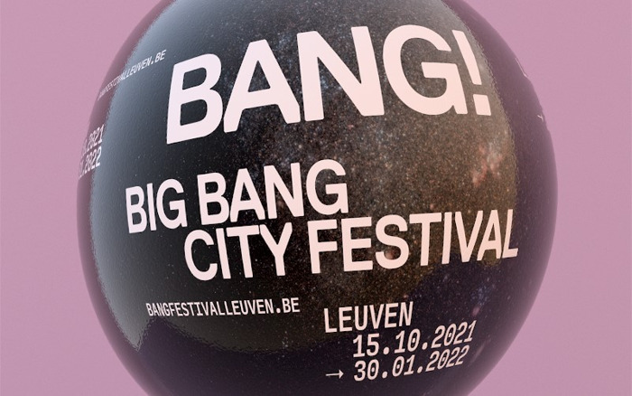 Preview: OPENING OF BANG! EXHIBITIONS IN LEUVEN
