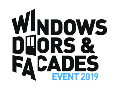Windows, Doors and Facades غرفة الصحافة Logo