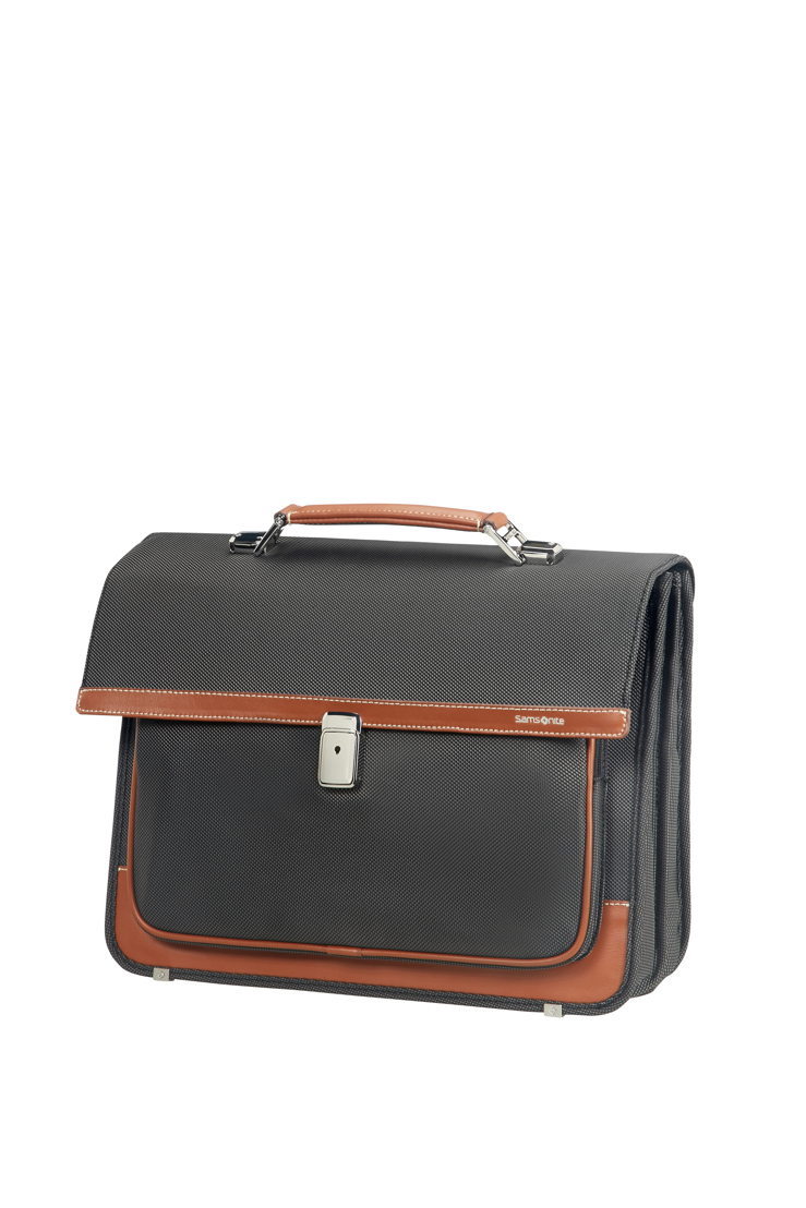 "Samsonite – Fairbrook -- Briefcase 2 Gussets 15.6"": 179 €"