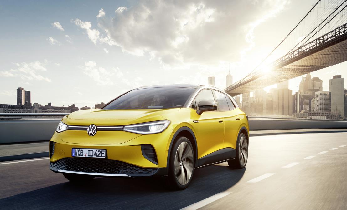 De nieuwe ID.4 – de eerste zuiver elektrische SUV van Volkswagen