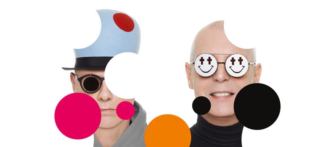 Pet Shop Boys live am 01. Juli in Berlin