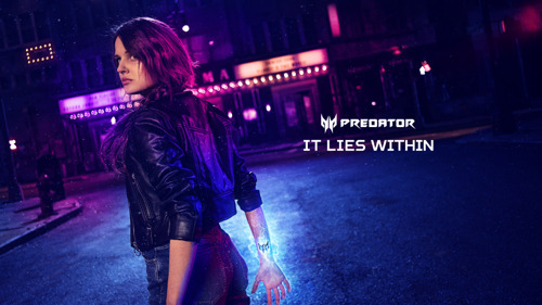 """Acer Premieres Finale to Predator Gaming Mini-Series, """"It Lies Within"""""""