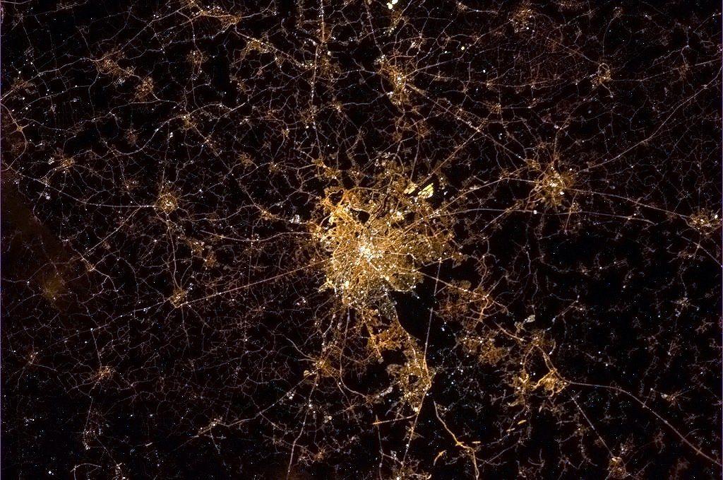 Nuit de la connaissance sur Bruxelles - 16/03