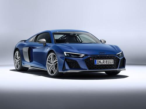 Snelste Audi doet nog straffer: uitgebreide update voor de Audi R8