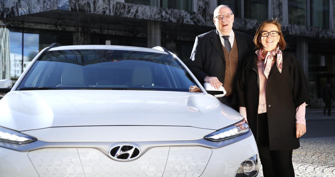 Hyundai verstärkt das Flotten-Team in der Schweiz