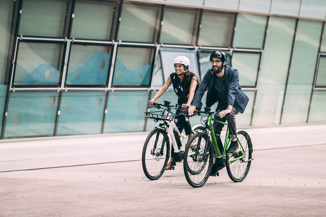 The Roadster from Riese & Muller is an eBike that Hardly Looks Like One