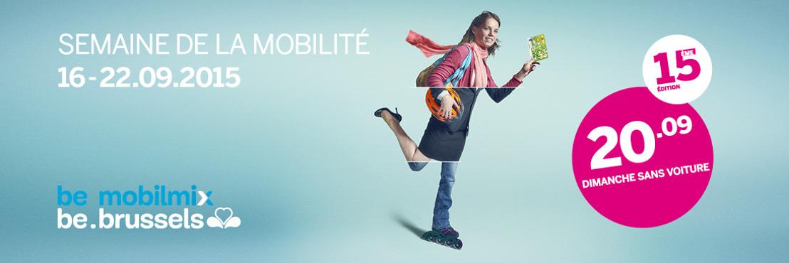 Semaine de la Mobilité : Voice donne un coup de boost à #Mobilmix