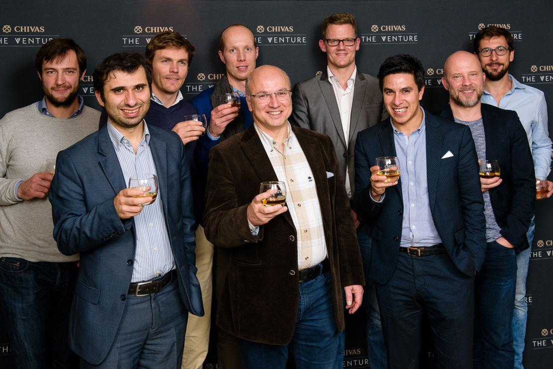 Finalisten The Venture Belgium