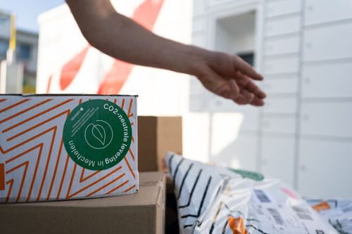 Réussite du projet pilote Écozone à Malines : bpost distribue lettres et colis sans émission