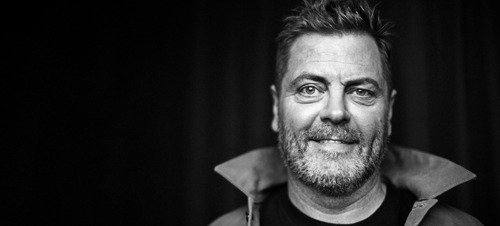 Nick Offerman is performing in Antwerp May 3rd