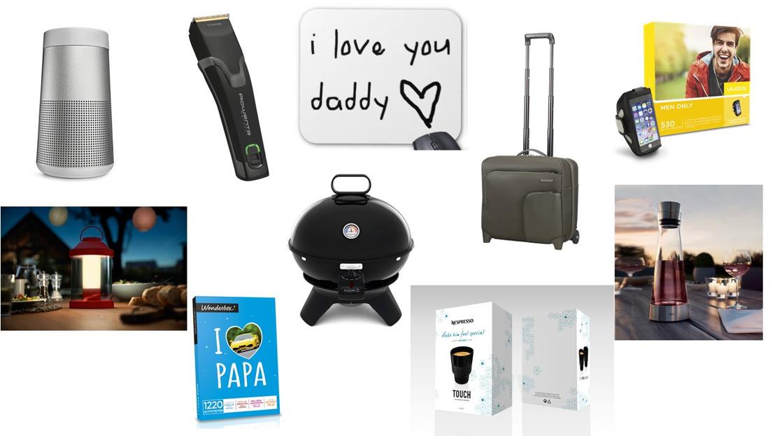 Idées cadeaux pour la fête des pères signées oSérieux...