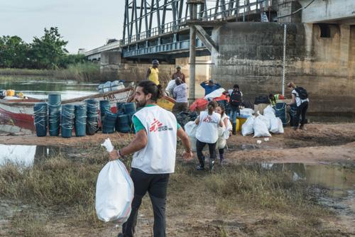 Mosambik: Ärzte ohne Grenzen leistet Hilfe nach Zyklon Kenneth