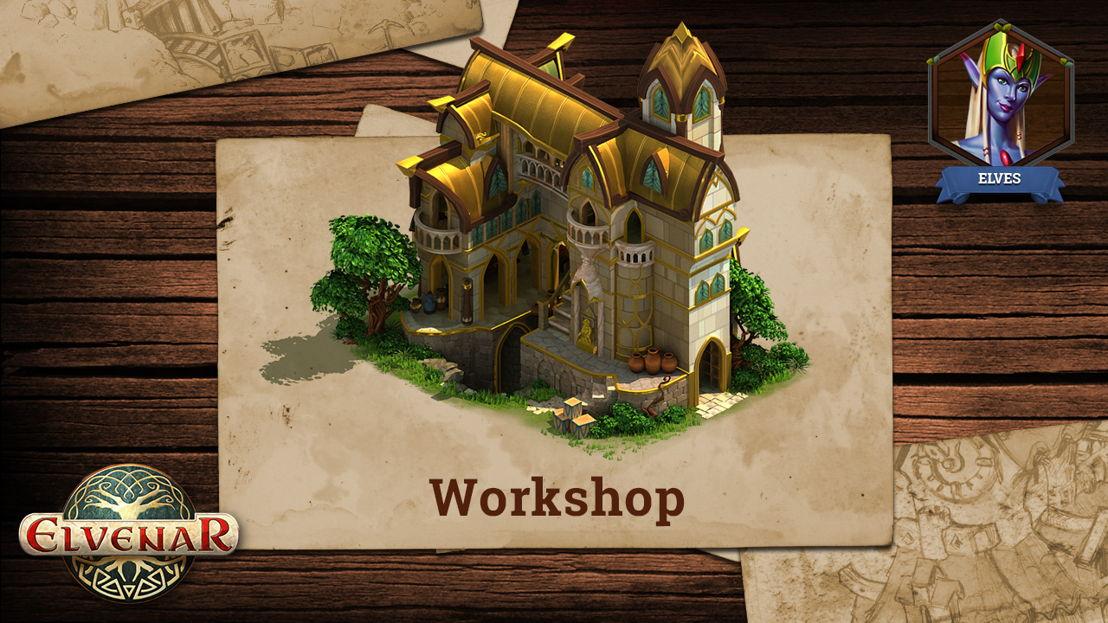 Werkstatt der Elfen