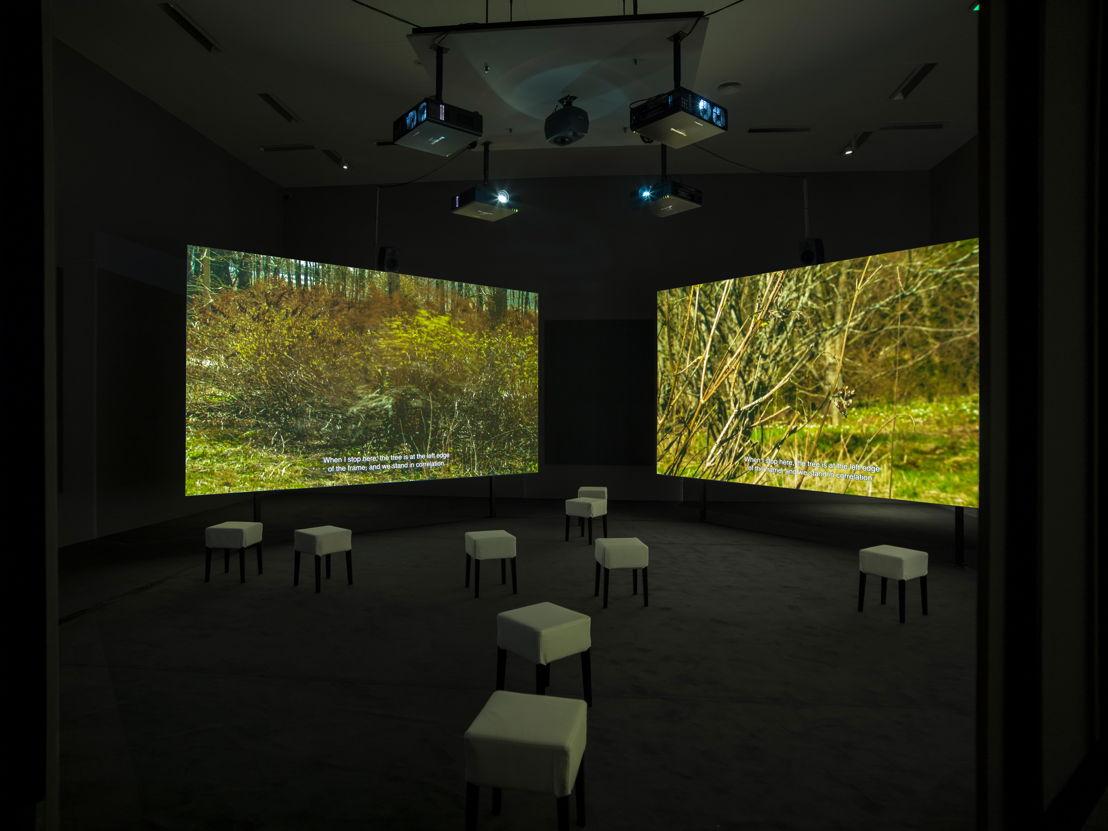 Eija-Liisa Ahtila Studies on the ecology of drama, installation view M © Koen De Waal