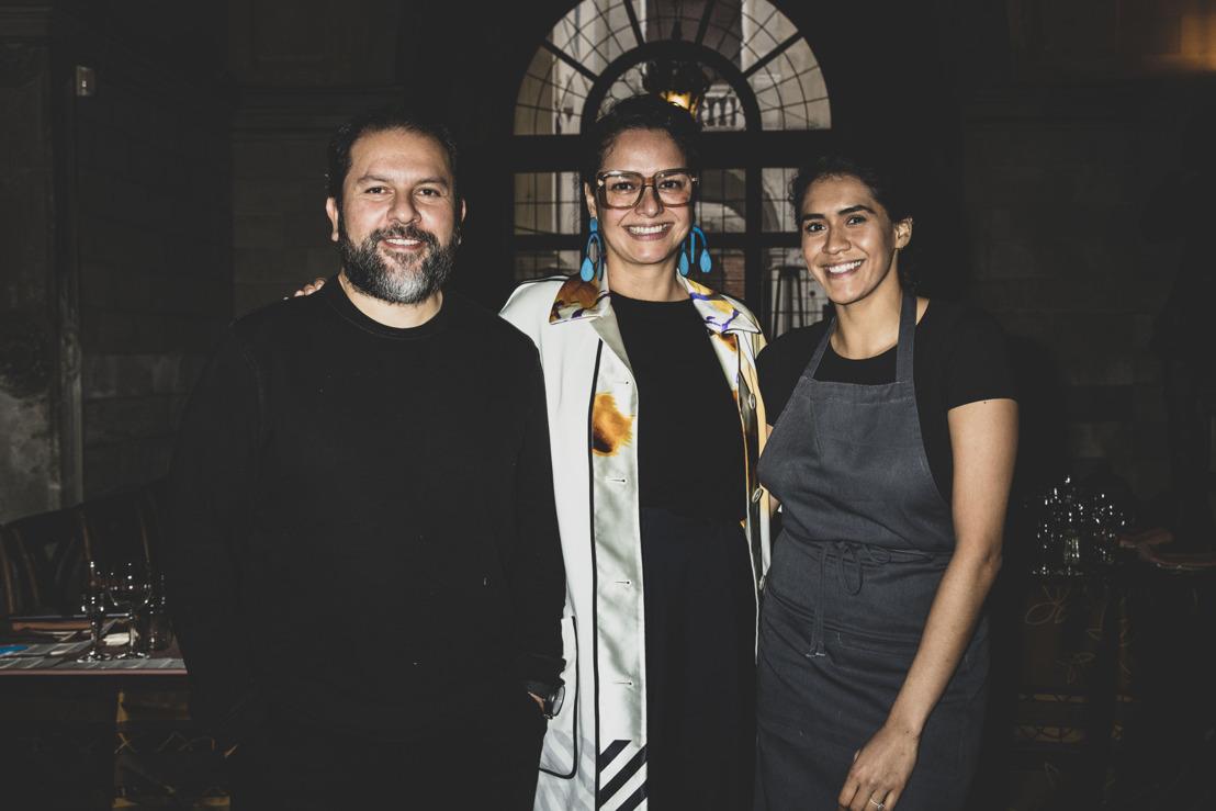 Casa Dragones acompañó a Pablo Vargas Lugo en cena preparada por Enrique Olvera y Daniela Soto-Innes durante La Biennale di Venezia