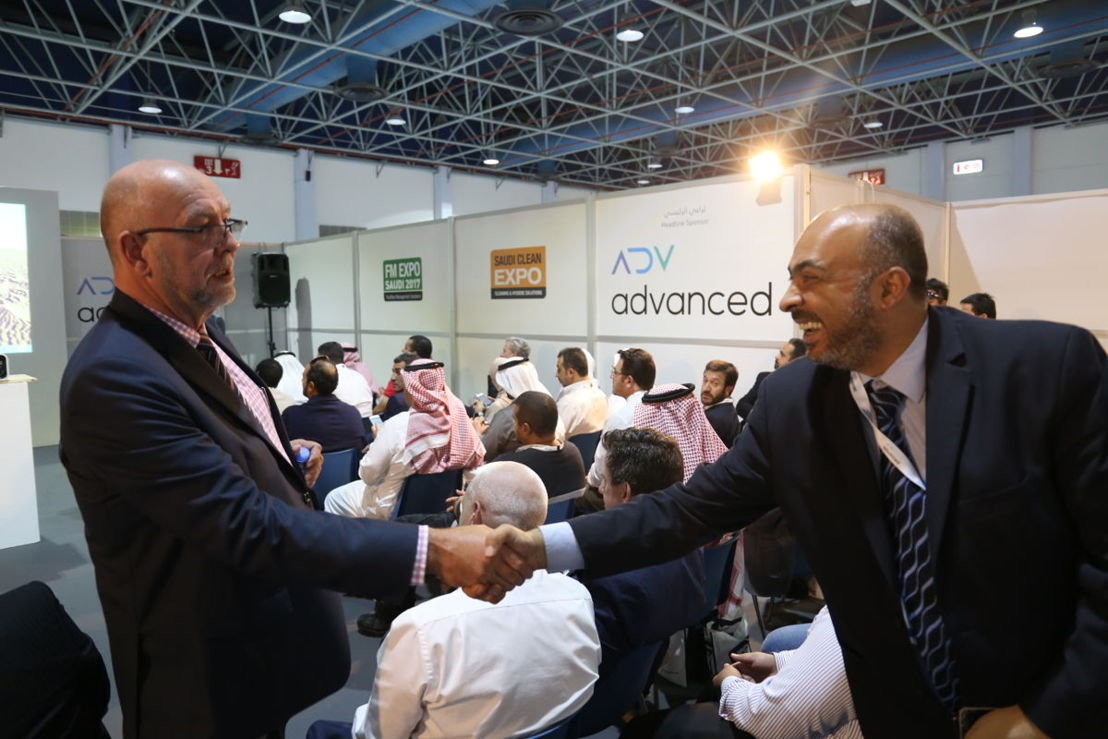 Workshop at FM EXPO Saudi and Saudi Clean Expo 2017