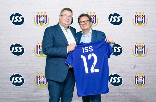 ISS maakt stadion en oefencomplex van RSC Anderlecht schoon