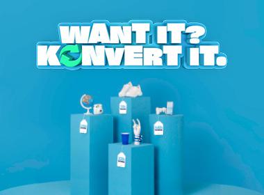 Bonka Circus et Konvert mettent en vitrine des produits et des expériences destinés aux étudiants : « Want it? Konvert it » sur jobstudent.be