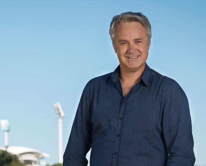 Jules Schiller - ABC Radio Adelaide Drive and ABC Grandstanding presenter
