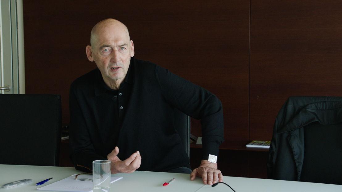 OMA: Rem Koolhaas - (c) VRT