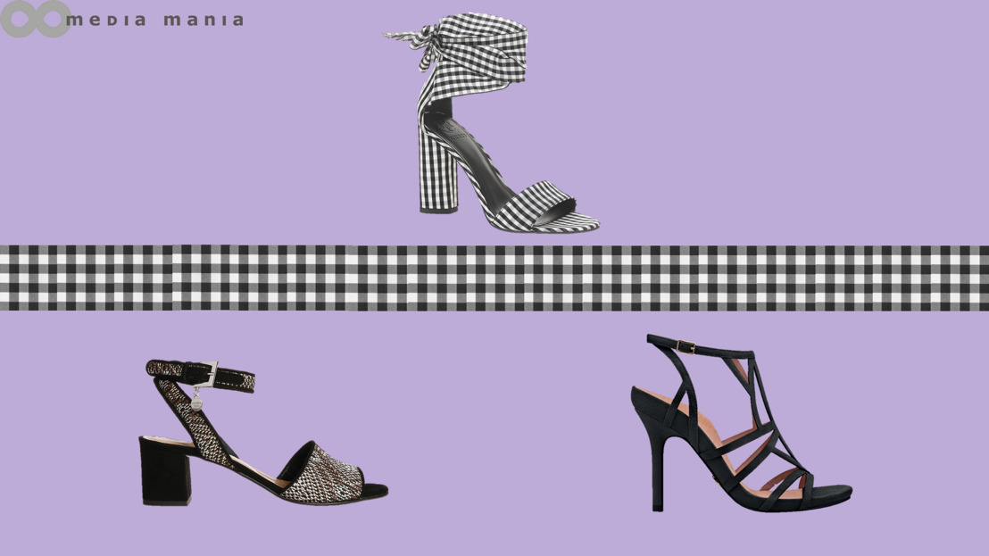 Trend Women Shoes SS18: Ankle-straps