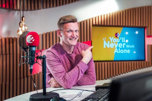 """Sven Pichal roept alle Europese radiozenders op om samen 'You'll never walk alone' te draaien: """"Verbinden is meer dan ooit nodig"""""""