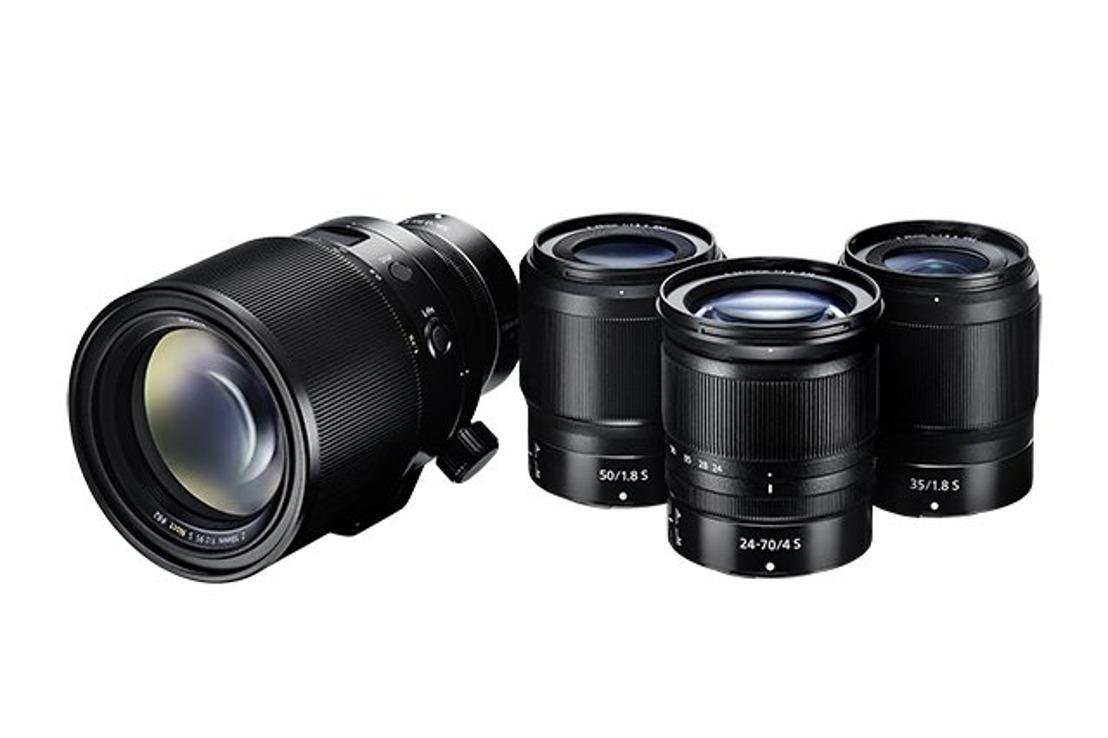 Nikon brengt drie S-Line NIKKOR Z-objectieven en de vattingadapter FTZ uit en ontwikkelt de 58mm f/0.95 S Noct