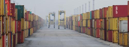 La mainlevée des conteneurs désormais numérisée dans le port d'Anvers