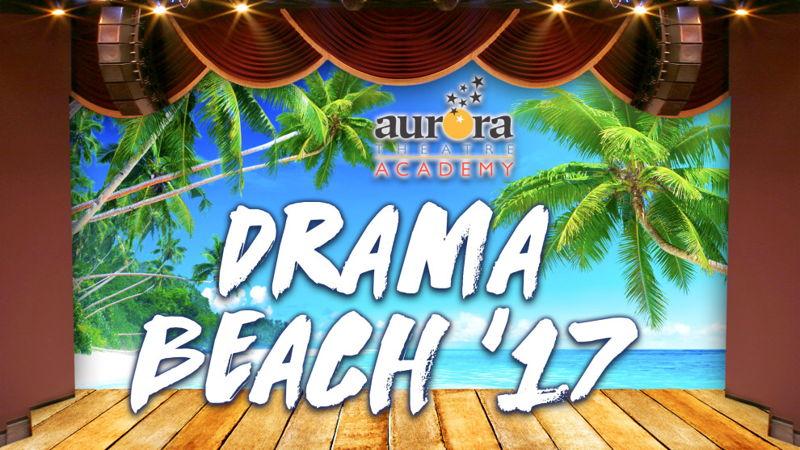 Drama Beach Spring Break Workshops