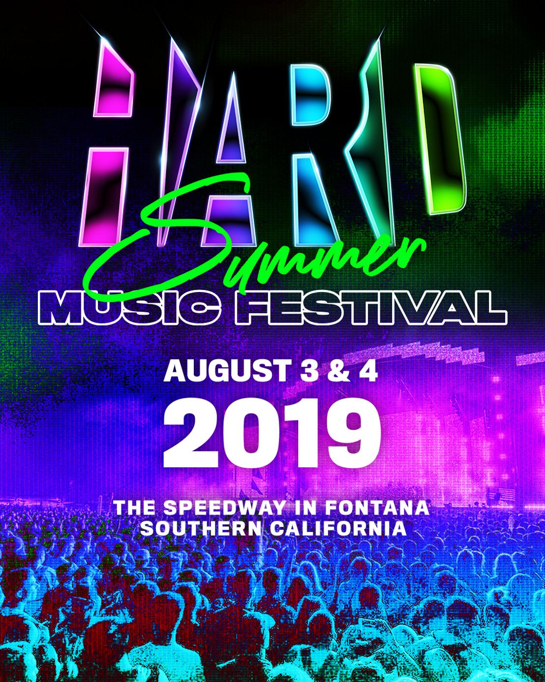 Hard Fest 2019 official