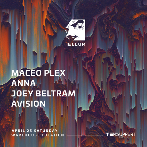 Maceo Plex's Ellum Joins Teksupport for New York Showcase