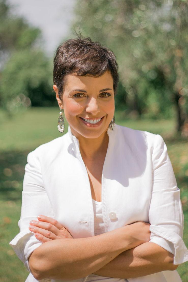 Francesca Romana Barberini - Food writer, autrice e conduttrice tv