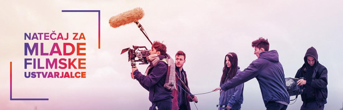 Luči, kamera, akcija! ZMAGAJ v natečaju in se poteguj za nepovratna sredstva za snemanje svojega kratkega filma