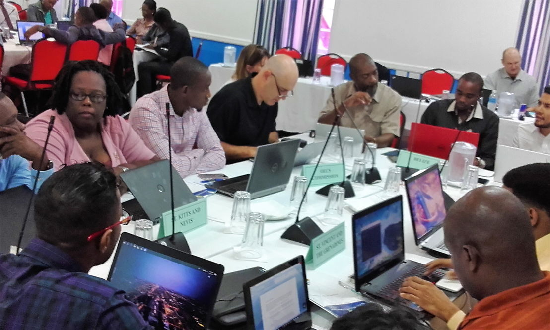 Cloud for Development Working Group Two.