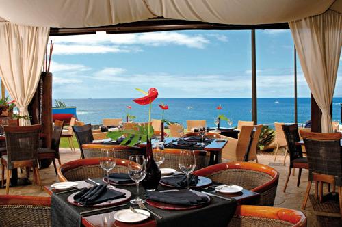 Cinq restaurants avec vue sur mer à Tenerife