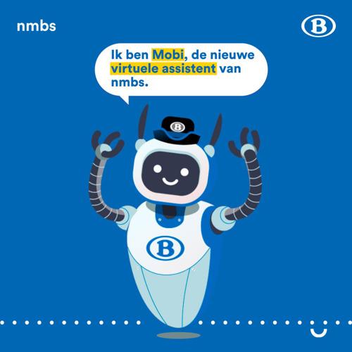 NMBS lanceert chatbot via Facebook Messenger