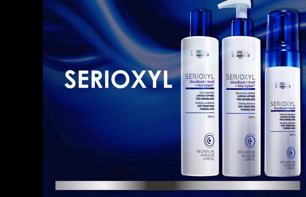 Preview: Serioxyl, nuevo lanzamiento del primer programa anti-adelgazamiento