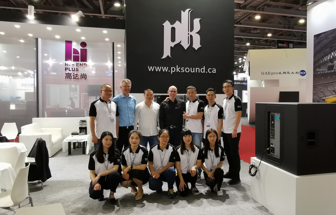 Polar Audio to be Exclusive Distributor of PK Sound in China
