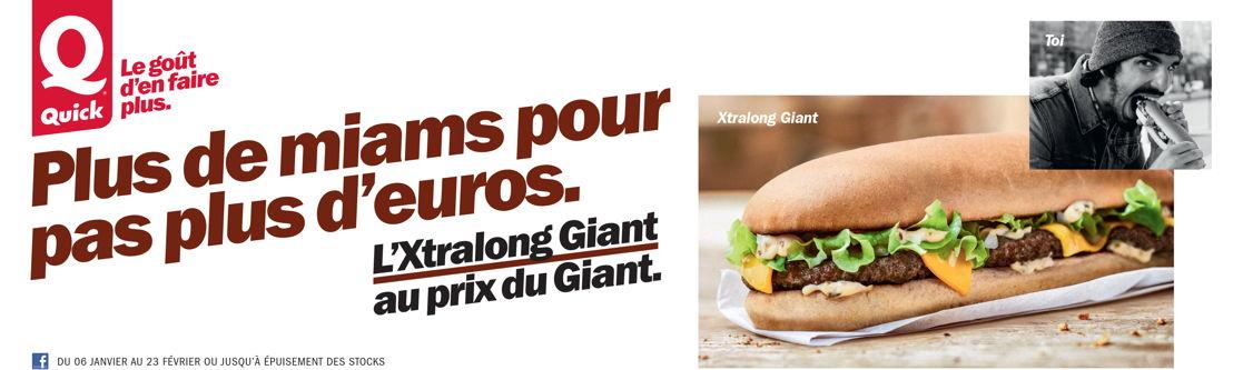 Affiche Xtralong Giant