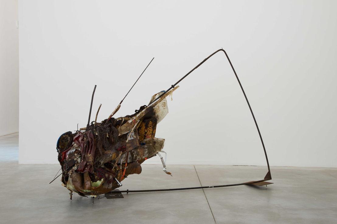 Peter Buggenhout, Gorgo #25, 2012<br/>M – Museum Leuven, 2015<br/>Photo: Dirk Pauwels