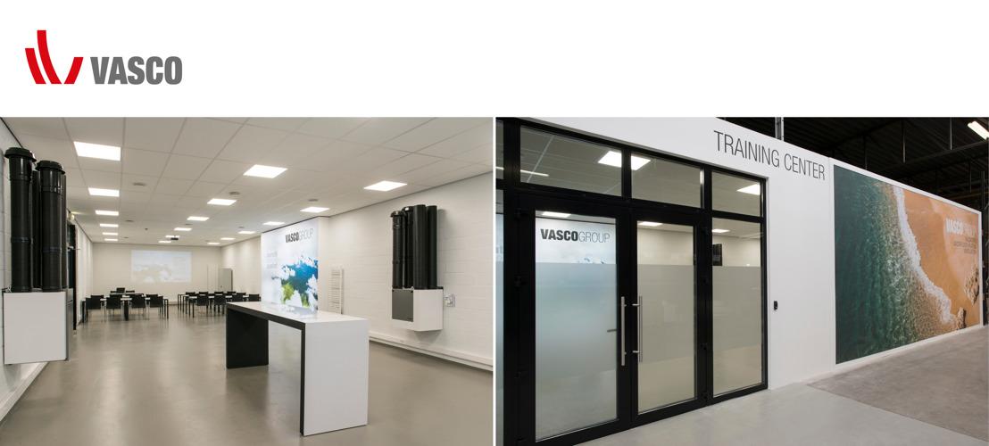 Vasco opent trainingscentrum in Dilsen-Stokkem