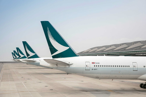 キャセイパシフィック航空 海外旅行市場の再開に先駆け、 日程変更可能な特別価格の航空券を期間限定で販売