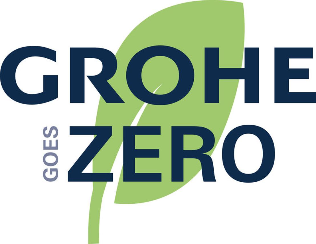 GROHE Goes ZERO : production neutre en carbone d'ici 2020