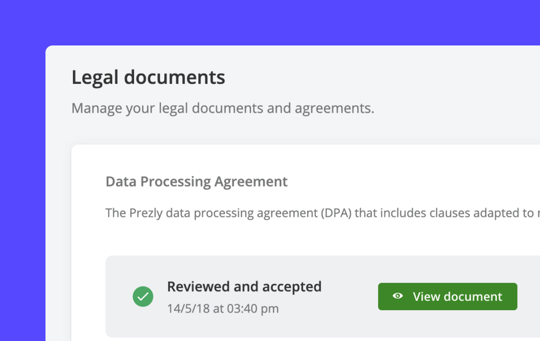 Managing data requests