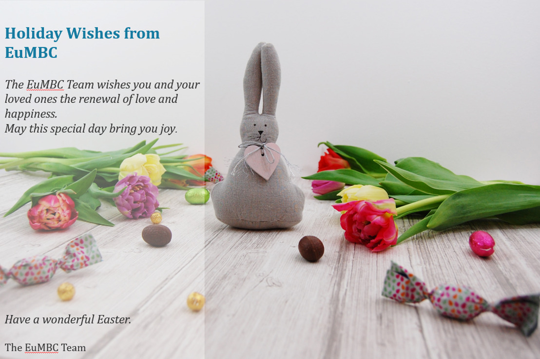 The EuMBC team wishes you a wonderful Easter